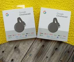 Novo Original Lacrado Chromecast 3