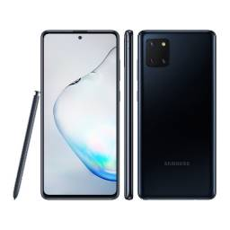 R$ 1.999 Samsung Galaxy Note 10 Lite 128GB Preto - NOVO e Lacrado na caixa