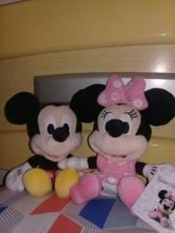 Pelúcias original da Disney