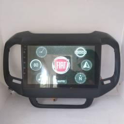 Multimídia Android S300 Fiat Toro Tela 9 Carplay