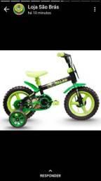 Bicicleta masculina aro 12