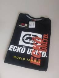camiseta ecko original  por 65 reais cada