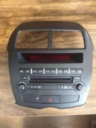 Rádio original ASX Mitsubishi