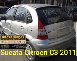 Citroen C3 2011 Para Venda de Peças