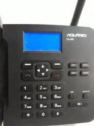 Telefone fixo de chip desbloqueado