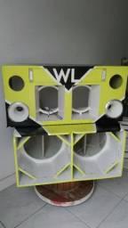 Caixa Euclides caixas de médio projetos personalizados