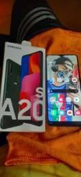 Samsung A20s (leia a descrição)