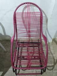 Cadeira de balanço (leia a descrição)
