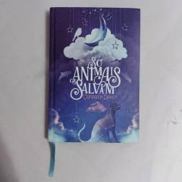Título do anúncio: Só os Animais Salvam - Darkside Books