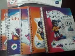 Livros SAS 4º ano