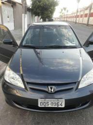 Civic 2005 automático (PCD)