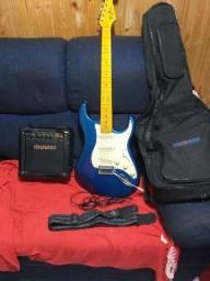 Guitarra kit(ou troco por bike motorizada)