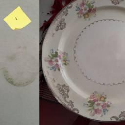 Colecionadores: pratos de porcelana do início até meados do século 20