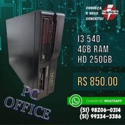 Título do anúncio: Computadores office em promoção