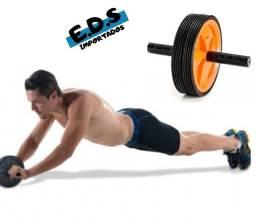 Roda Átrio Para Abdominal Exercícios Físicos em Geral