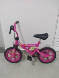 Bicicleta infantil aro 16 + 2 Brinquedos de brinde em Cascavel PR