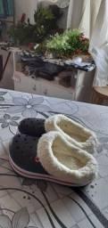 KROK forrado com lã