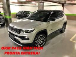 Título do anúncio: Jeep Compass limited T270 2022