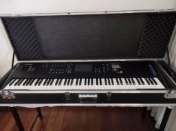 Título do anúncio: Teclado Sintetizador Yamaha - MODX8