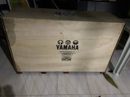 Motor popa Yamaha 40 hp, partida elétrica
