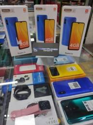 Sensacional Smartphone Xiaomi Original de 128 gb - Redmi 9i lacrado