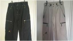 2 calças Seaway tamanho 38