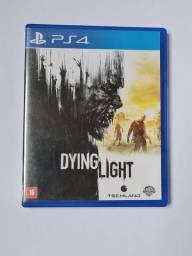 Dying Light - Jogo PS4 seminovo