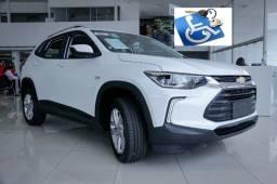 Título do anúncio: Chevrolet Tracker 1.0 LTZ 2022 - Zero Km - PCD