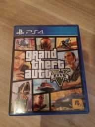 Título do anúncio: GTA 5 PS4