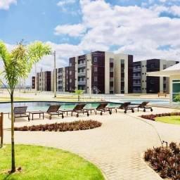Apartamento com 2 dormitórios para alugar, 56 m² por R$ 650,00/mês - Ligeiro - Campina Gra