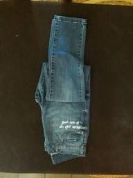 Calca jeans m.officer 36/38