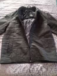 Jaqueta de Couro super nova