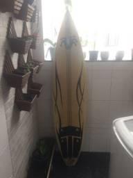 Prancha surf 6?4 cm deck e quilhas
