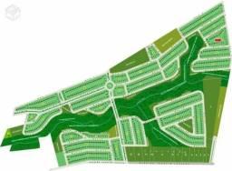 Lote/Terreno para venda com 409 metros quadrados em Parque Residencial Tropical Ville - Cu