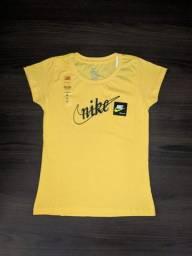 Camiseta Babylook - Qualidade excepcional - Seja Revendedor