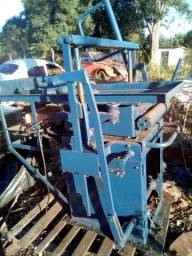 Máquina fabricar blocos
