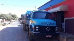 Caminhão Mercedes 1318 ano 88