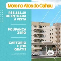72* Apartamento localizado no Altos do Calhau, com 03 quartos