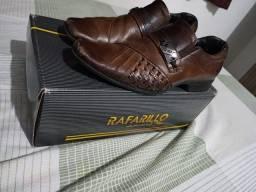 1 terno 1 par de sapatos