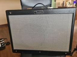 Amplificador valvulado Fender Deluxe Hot Rod novinho