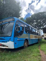 Ônibus volks Caio Apache motor mwm