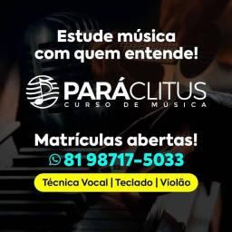 Título do anúncio: Escola de música