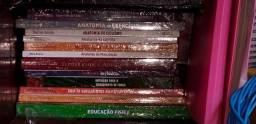 Livros didáticos para o curso de educação física