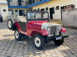 Jeep willys 62