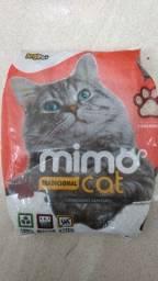 Título do anúncio: Areia mimo cat tradicional 4kg