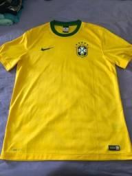 Camisa seleção brasileira 2014 Nike