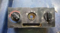Moldura ar condicionado zafira
