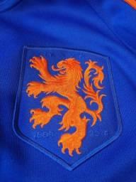 Título do anúncio: Jaqueta Seleção Holanda Original