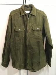 Título do anúncio: Jaqueta Vintage Happy Man Semi Nova