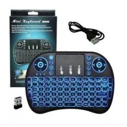 Mini teclado wifi sem fio - keyboard